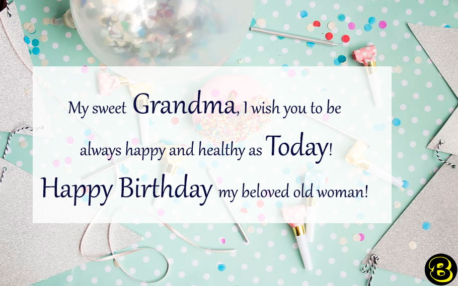 Happy Birthday Grandma Images | Birthday Pictures for Grandmother